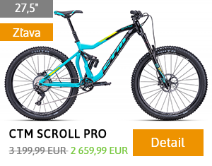 Bicykel CTM Scroll Pro