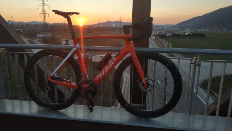 Wilier Cento 10 Pro Disc