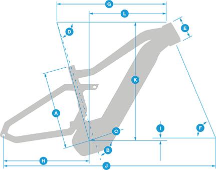 Geometria - HAIBIKE