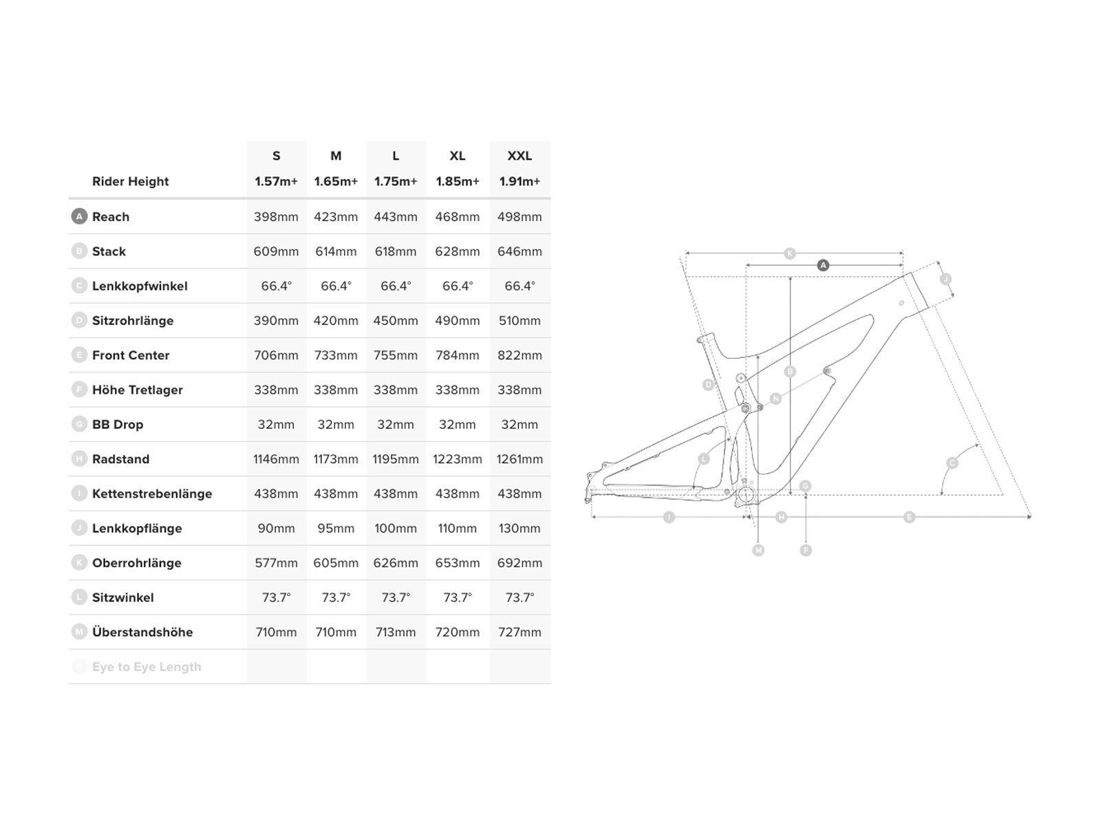 Geometria - SANTA CRUZ HIGHTOWER LT