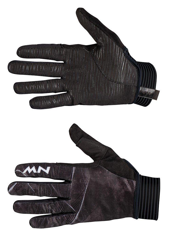 Northwave Air Lf Full Fingers Glove, black/grey