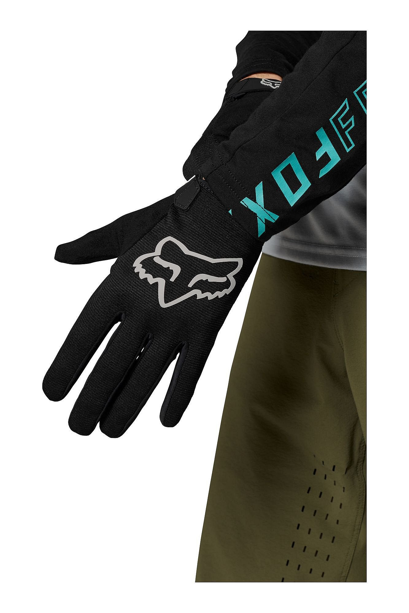 Fox W Ranger Glove, black