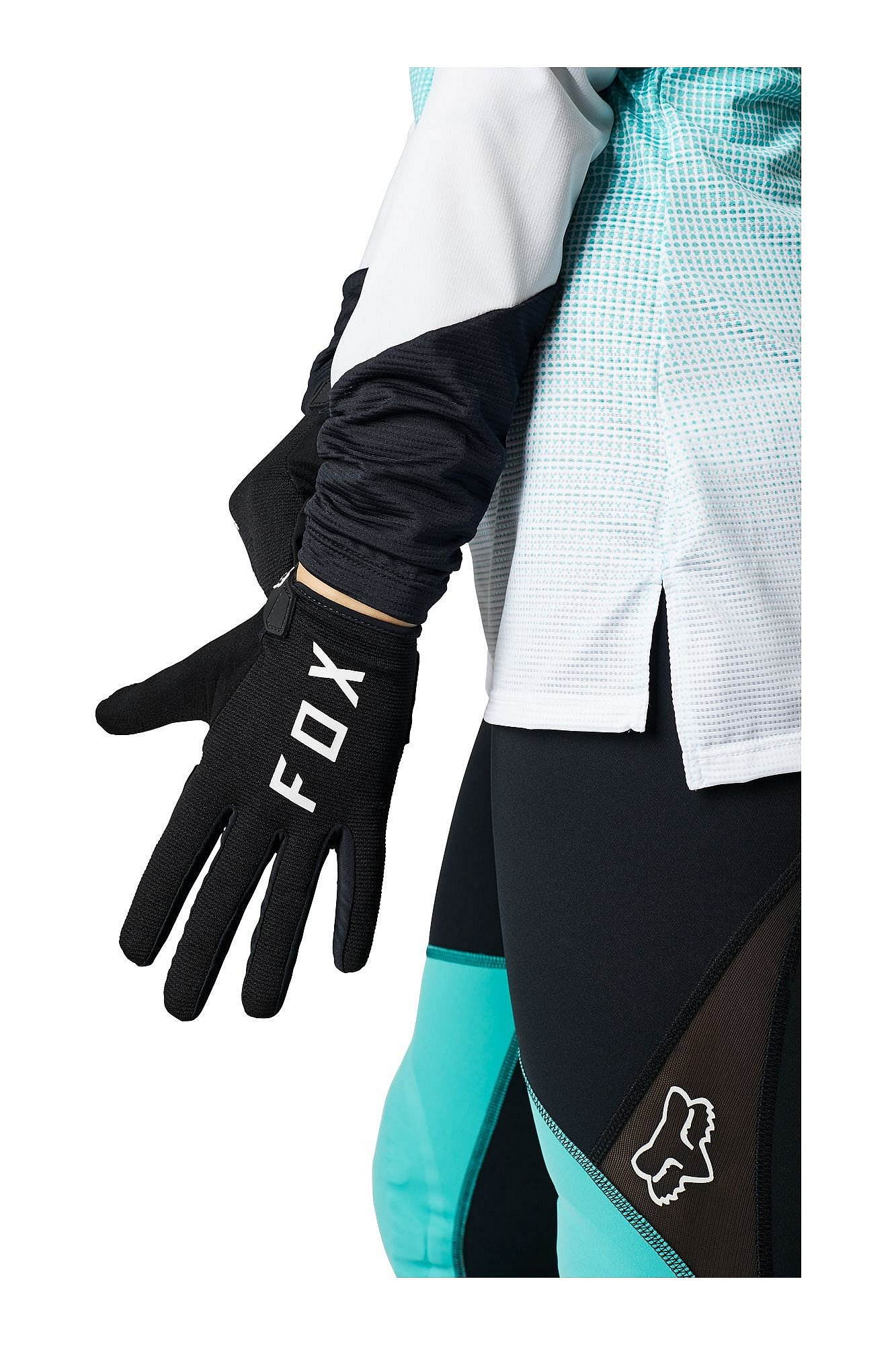 Fox W Ranger Glove Gel, black