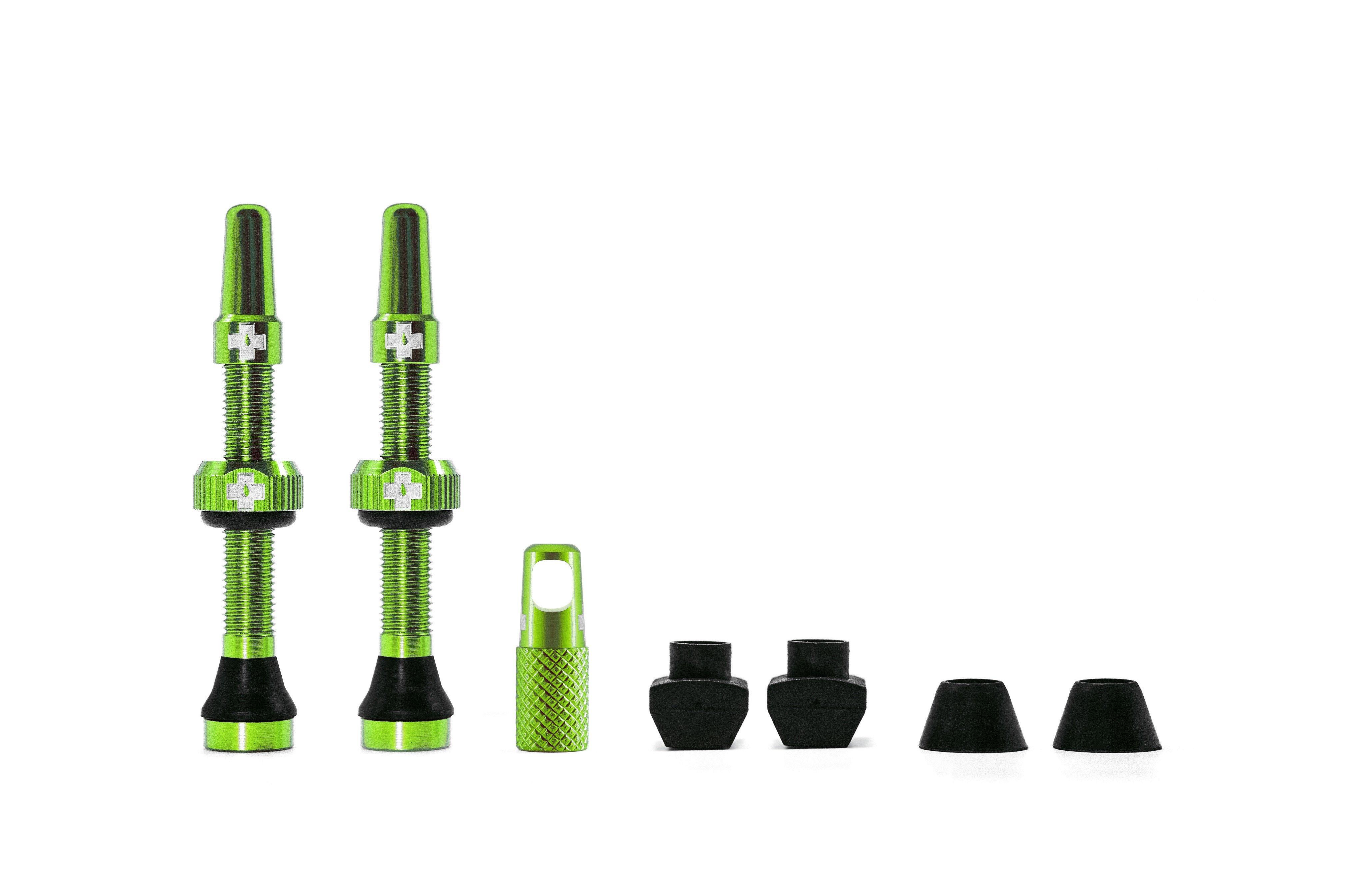 Muc-Off Tubeless Valves 44mm Green