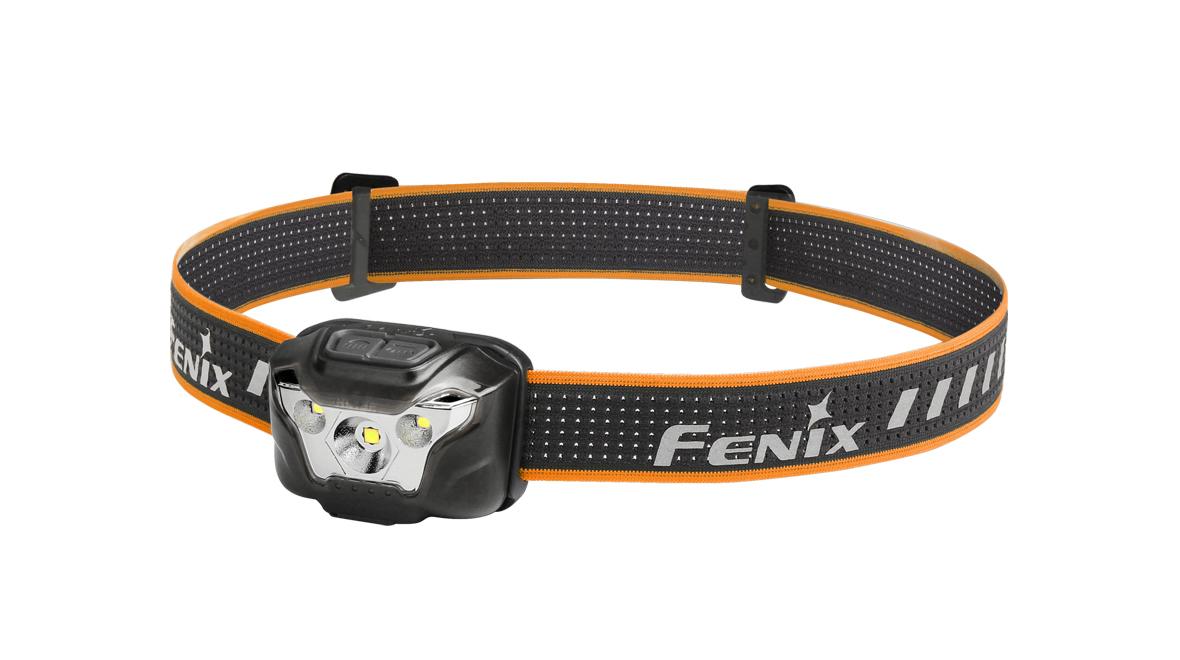 Nabíjacia čelovka Fenix HL18R, čierna