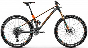 Horské bicykle - Celoodpružené