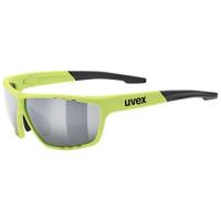 UVEX SPORTSTYLE 706, neon yellow mat, S3