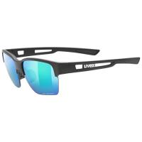 UVEX SPORTSTYLE 805 cv, black mat/green, S3