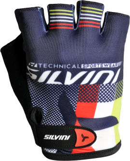 Rukavice SILVINI TEAM MA844, navy