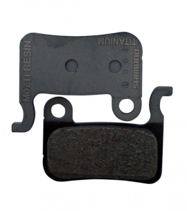 Brzdové platničky+pružinky M07 resin pre BR-M975, M800, M765, M585 a M600