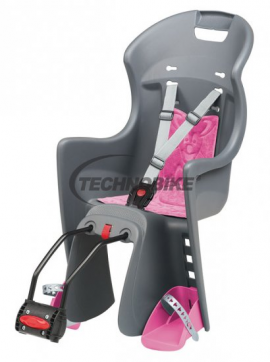 3082147d39 Detská sedačka na bicykel - predná aj zadná