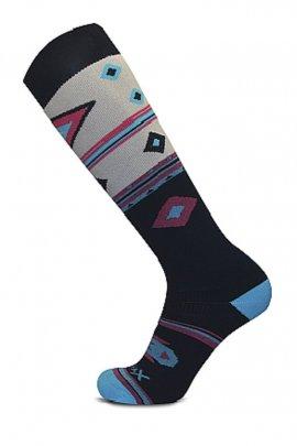 Ponožky SHERPAX AIGER, modrá