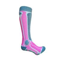 Ponožky SHERPAX DUNAGIRI P, ružové