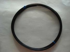 Brzdový bowden SHIMANO, čierny, 5 mm, cena za 1 m