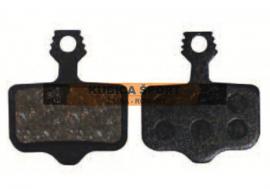 Brzdové doštičky PRO-T Semi-Metallic na Avid Elixir