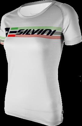 Dámske tričko SILVINI PROMO WT854, biela