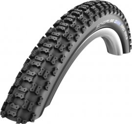 Plášť SCHWALBE MAD MIKE 20x1.75 (47-406) 50TPI 580g K-GUARD