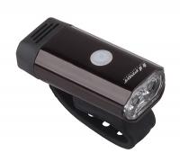 Svetlo predné PRO-T Plus 300 Lumen 2 x 5 Watt LED dioda nabíjací cez USB
