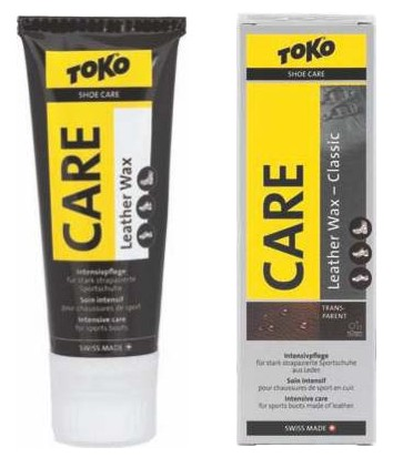 TOKO Wax - Leather Wax Transparent Silicone, 75 ml