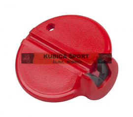 Centrovací kľúč CZ, červený, 3,2 mm