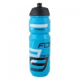 Fľaša FORCE SAVIOR, modrá/čierna/biela, 750 ml