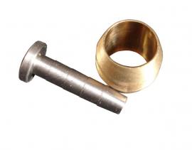 Diely pre skracovateľnú hadičku SM-BH90 (oliva+spojovacia vložka)