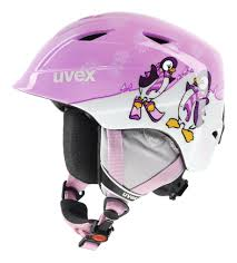 UVEX airwing 2 pink snowman 46-50 cm