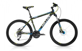 KELLYS Viper 50 Black Blue  2016, 17,5""