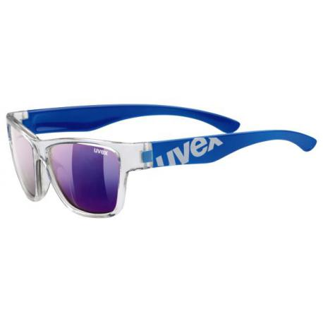 UVEX Sportstyle 508 clear blue