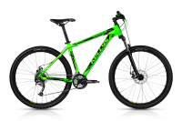 "KELLYS Spider 10 Toxic Green 27,5""  2017, 21,5"" (545 mm)"