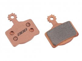 Brzdové platničky BBB BBS-36S DISCSTOP - sintered