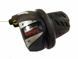 Radenie RevoShift RS36 6-K., pravé, čierne