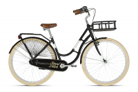 "KELLYS Royal Dutch  28""  2019, black, 18"" (460mm)"