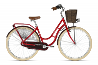 "KELLYS Arwen Dutch  28""  2019, red, 18"" (460mm)"