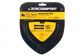 Hydraulická hadica JAGWIRE MOUNTAIN PRO HBK400, Quick-Fit, čierna cena za 1 m