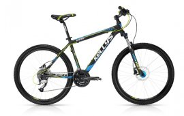 KELLYS Viper 50 Black Blue  2016