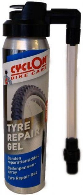 Gél na opravu duší a pneu CYCLON BIKE CARE TYRE REPAIR GEL