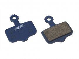 Brzdové platničky BBB BBS-441 DISCSTOP - organic