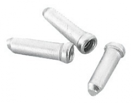 Koncovka lanka JAGWIRE BOT117-C , Al, strieborná, 1,8 mm