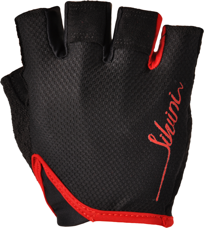 Rukavice SILVINI VARA WA1012, black red