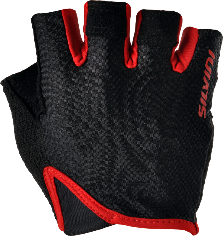 Rukavice SILVINI GRUE MA1007, black red