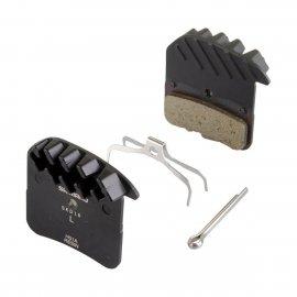 Brzdové platničky+pružinky H03C pre BRM820 metal s chladičom