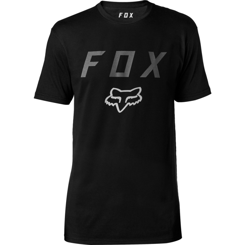 Tričko FOX CONTENDED SS TECH TEE, Black