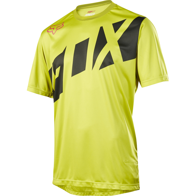 Dres FOX RANGER SS JERSEY, Dark Yellow