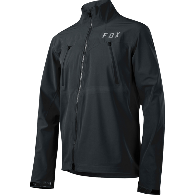 Bunda FOX ATTACK PRO WATER JACKET, Black