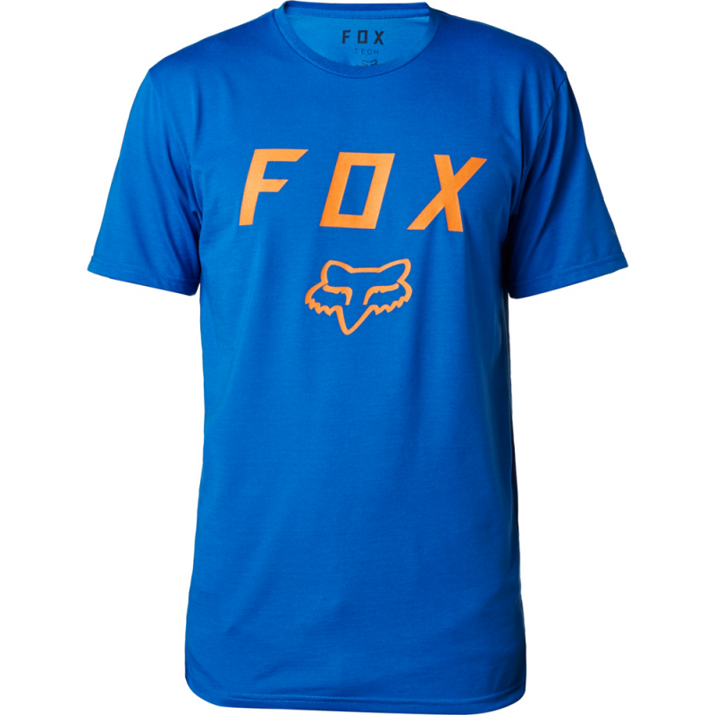 Tričko FOX CONTENDED SS TECH TEE, Dust Blue