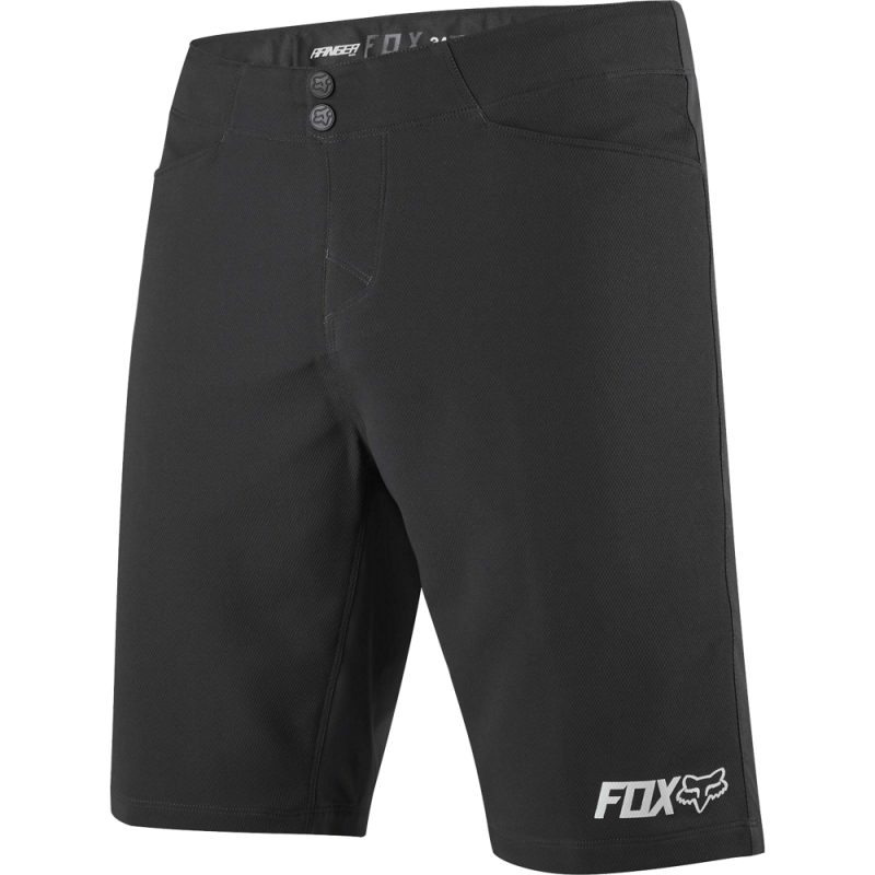 Nohavice FOX RANGER WR SHORT, Black