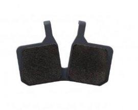 Brzdové platničky MAGURA 9.P, Performance, grey, MT disc brake 4 piston, 2 single brake pads