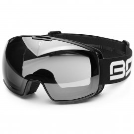 Lyžiarske okuliare BRIKO NYIRA 7.6, matt black