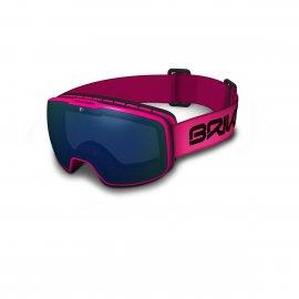 Lyžiarske okuliare BRIKO NYIRA, matt pink